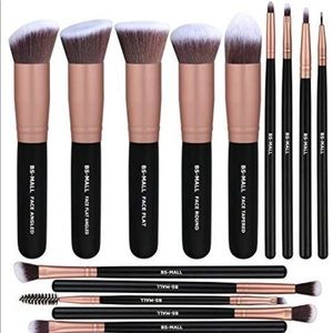0283 BS-MALL Makeup Brushes Premium Synthetic